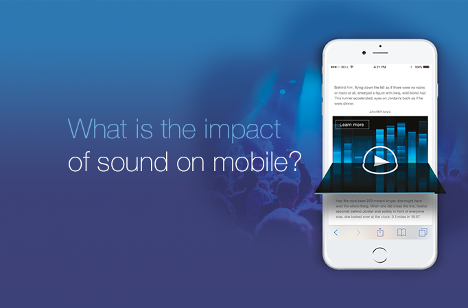 Sound Off or Sound On? The Impact of Sound On Mobile Advertising, and How To Design for Sound Off Environment