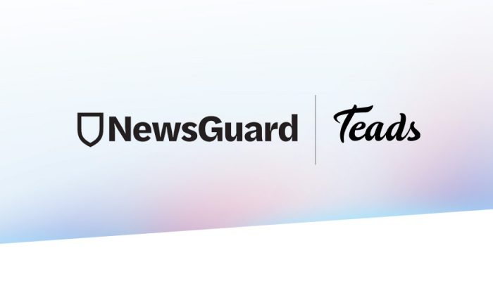 NewsGuard and Teads