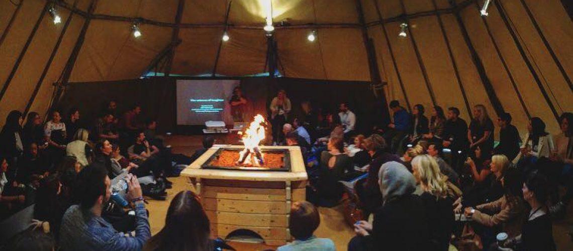 Full house for Mindshare Huddle