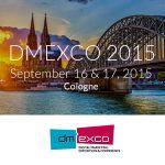 Dmexco 2015 – September 16 & 17