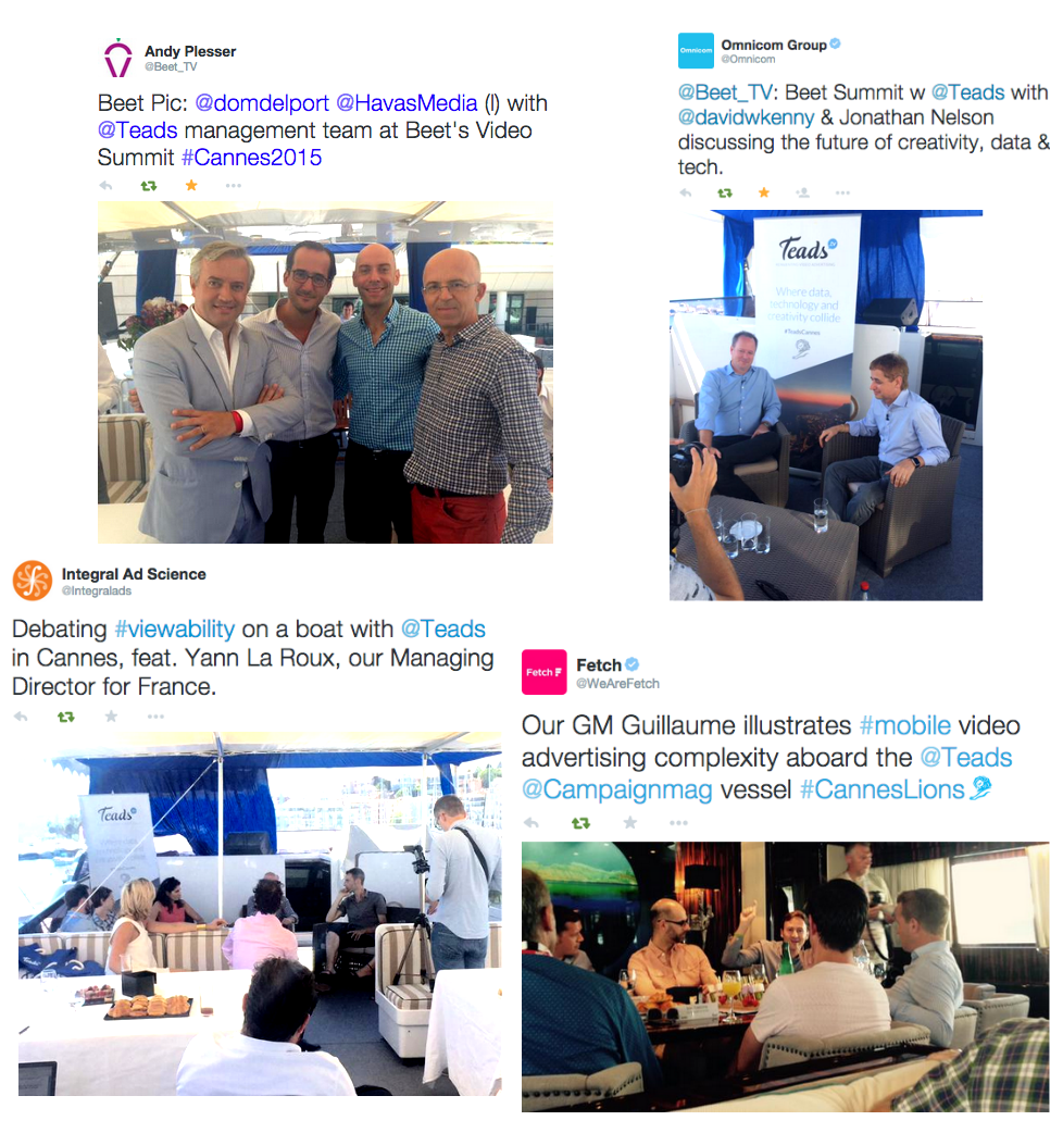 Tweets Cannes2