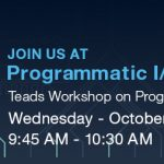 Exploring Programmatic Outstream at AdExchanger's Programmatic I/O
