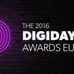 Digiday Awards Europe Finalist