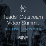 Teads' Outstream Video Summit Returns to New York City